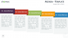 Table of Contents and Agenda - Free Templates for PowerPoint and Keynote - Timeline Diagram