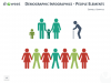 Demographic Elements for PowerPoint and Keynote