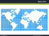 Pixel World Map for PowerPoint-thumb03