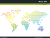 Pixel World Map for PowerPoint-thumb06