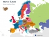Europe Map PowerPoint Template - Slide 5