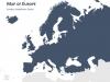 Europe Map PowerPoint Template - Slide 6