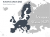 Europe Map PowerPoint Template - Slide 16