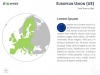 Europe Map PowerPoint Template - Slide 20
