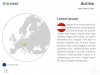 Europe Map PowerPoint Template - Slide 28
