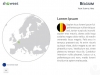Europe Map PowerPoint Template - Slide 34