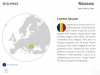 Europe Map PowerPoint Template - Slide 96