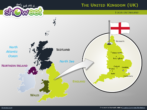 free maps of united kingdom for powerpoint