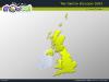 Powerpoint Map of United Kingdom slide 03