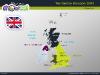 Powerpoint Map of United Kingdom slide 06