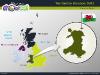 Powerpoint Map of United Kingdom slide 09