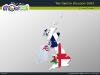 Powerpoint Map of United Kingdom slide 12