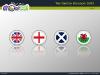 Powerpoint Map of United Kingdom slide 13