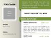 Simple clean curriculum vitae template Powerpoint-05