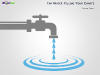 Tap Water Shape To Fill Your PowerPoint Charts-slide4