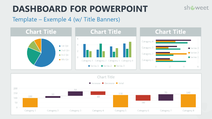 Powerpoint Dashboard Template Quantumgaming