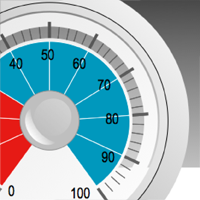 Speedometer – Free Diagram for PowerPoint