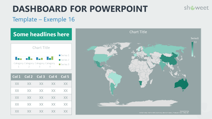 dashboard powerpoint template example 16