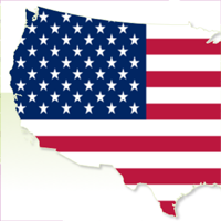 Hi-Def Editable PowerPoint Map of USA – Free Map