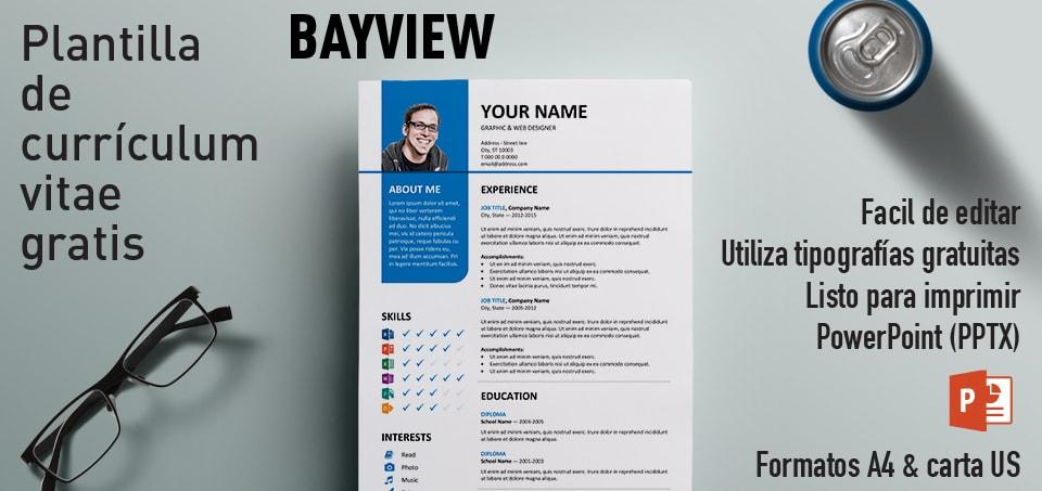 Bayview Curriculum Vitae PowerPoint
