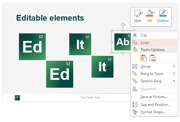 Breaking bad powerpoint template screenshot1 breaking bad powerpoint template urtaz Gallery