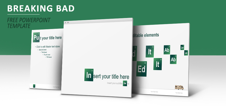 breaking bad powerpoint template