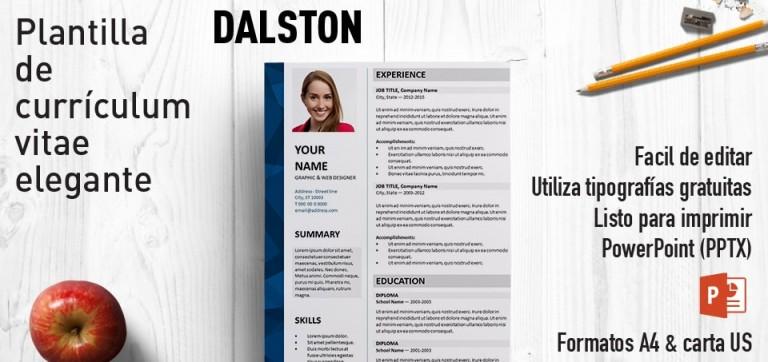 Dalston Curriculum Vitae PowerPoint