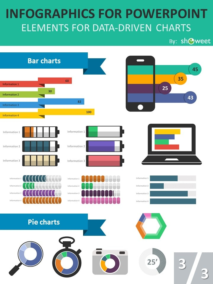 Charts infographics powerpoint templates free charts and infographics powerpoint templates toneelgroepblik Images