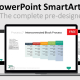Free PowerPoint SmartArt Graphics Complete Collection