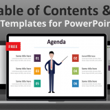 Free Table of Contents & Agenda Templates for PowerPoint and Keynote