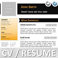 resume powerpoint presentation template powerpoint resume template - Powerpoint Resume Template