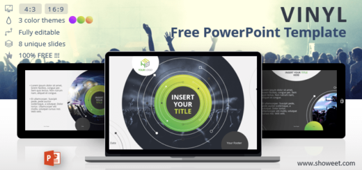 creative and free powerpoint templates - showeet, Powerpoint templates