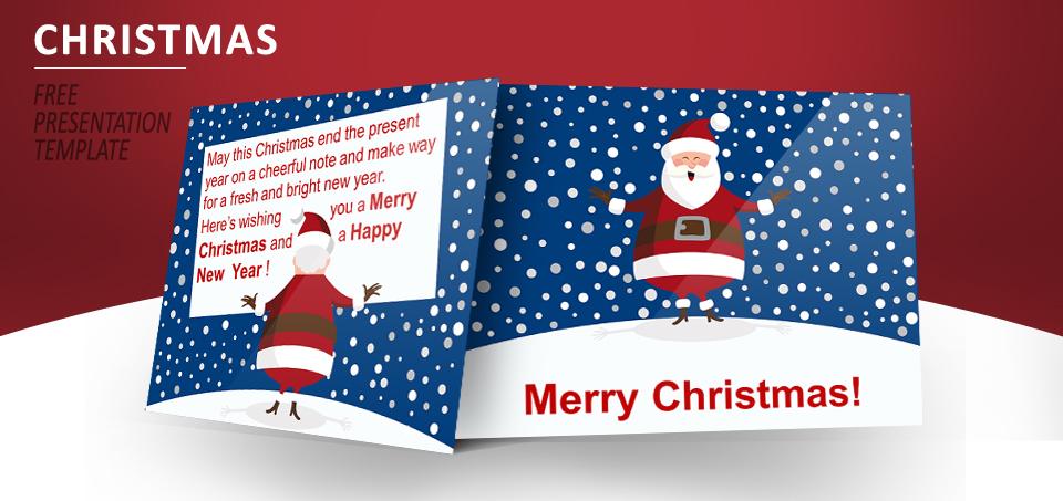 Christmas template for powerpoint and impress toneelgroepblik Gallery