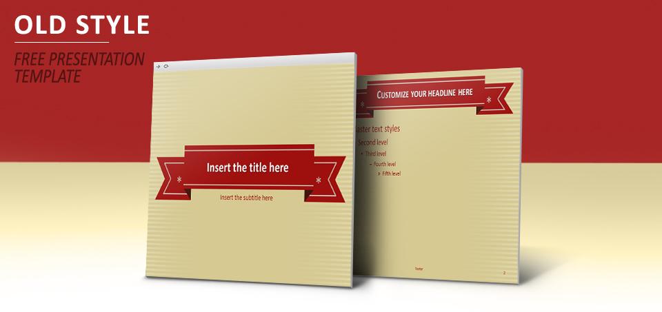 Old style mod le pour powerpoint et impress - Open office impress telecharger gratuit ...
