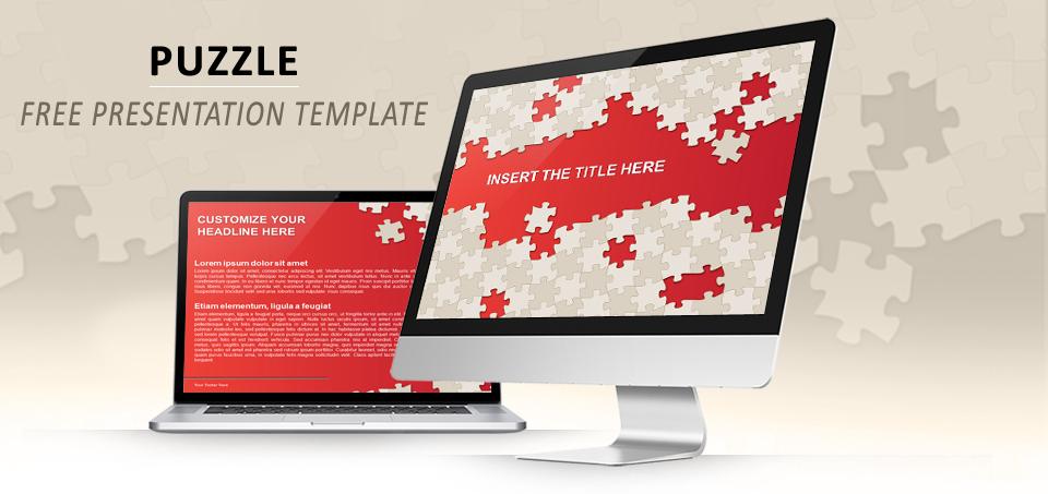 puzzle  u2013 mod u00e8le pour powerpoint et impress