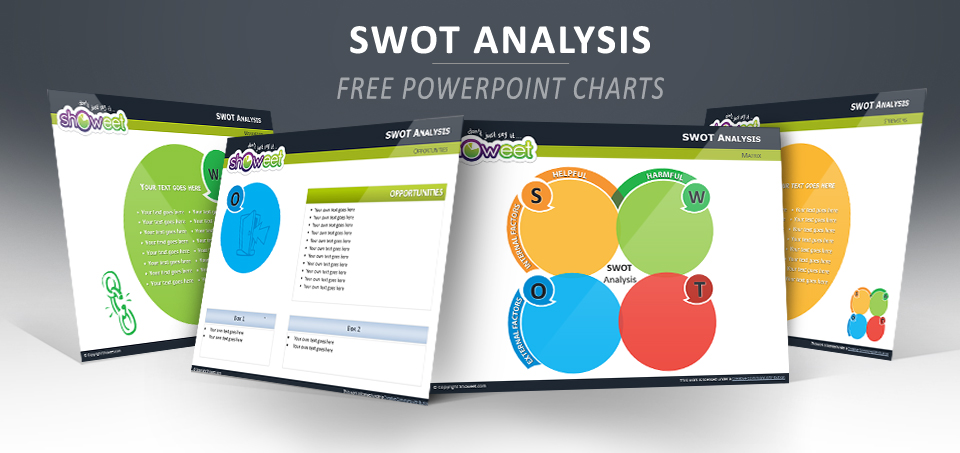 Swot analysis template for powerpoint swot analysis free powerpoint charts toneelgroepblik Gallery